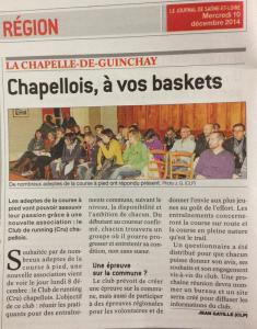 Extrait du Journal LEJSL du 10/12/2014
