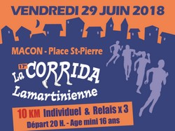 Corrida Lamartinienne @ Mâcon | Mâcon | Bourgogne | France