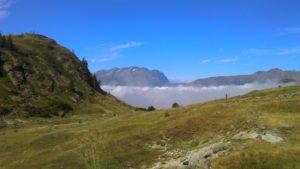 mer de nuage huez