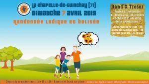 RandOTrésor du CRU chapellois @ Complexe sportif, La Chapelle-de-Guinchay | La Chapelle-de-Guinchay | Bourgogne | France